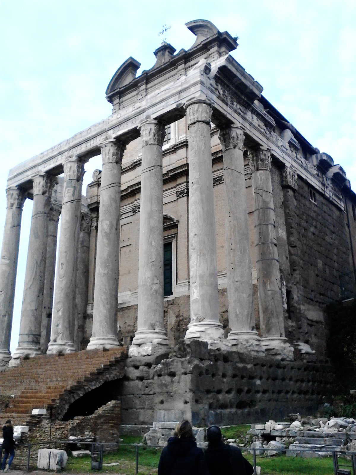 Колизей (внутри) + Римский форум (внутри) + Палатин