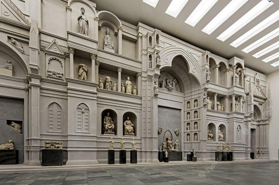 Музей Кафедрального собора Флоренции, или Опера-дель-Дуомо