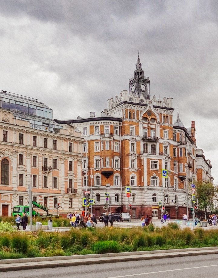 НеобыЧайные приключения по-московски