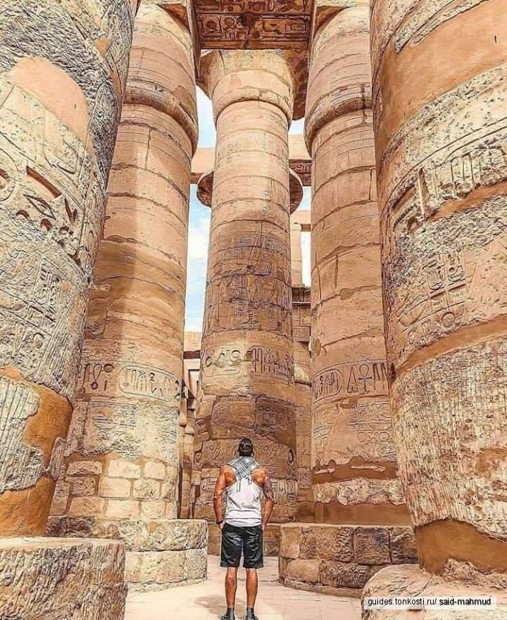 Отличная экскурсия в Луксор