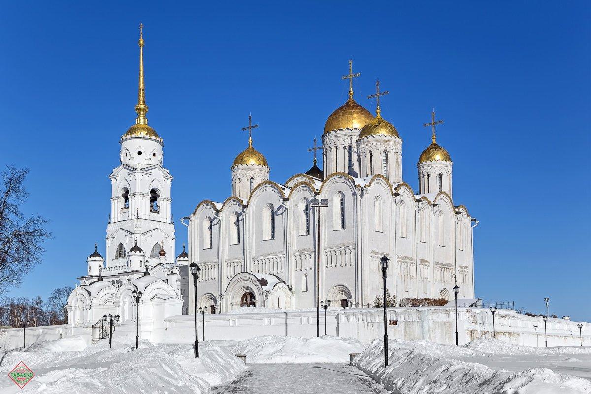 Святыни Владимира