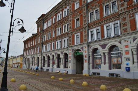 Путешествие по старинным улицам Нижнего Новгорода