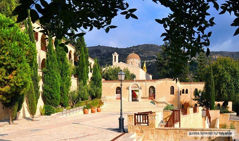 Святые места Кипра. Выезд из Лимассола