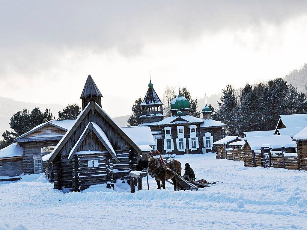 Новый год 2020 на Байкале