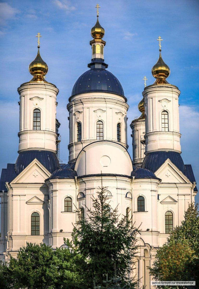 Свято-Успенский Свенский Мужской Монастырь г. Брянск