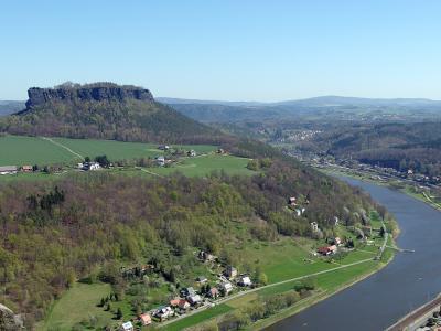 Саксонская Швейцария — национальный парк рядом с Дрезденом