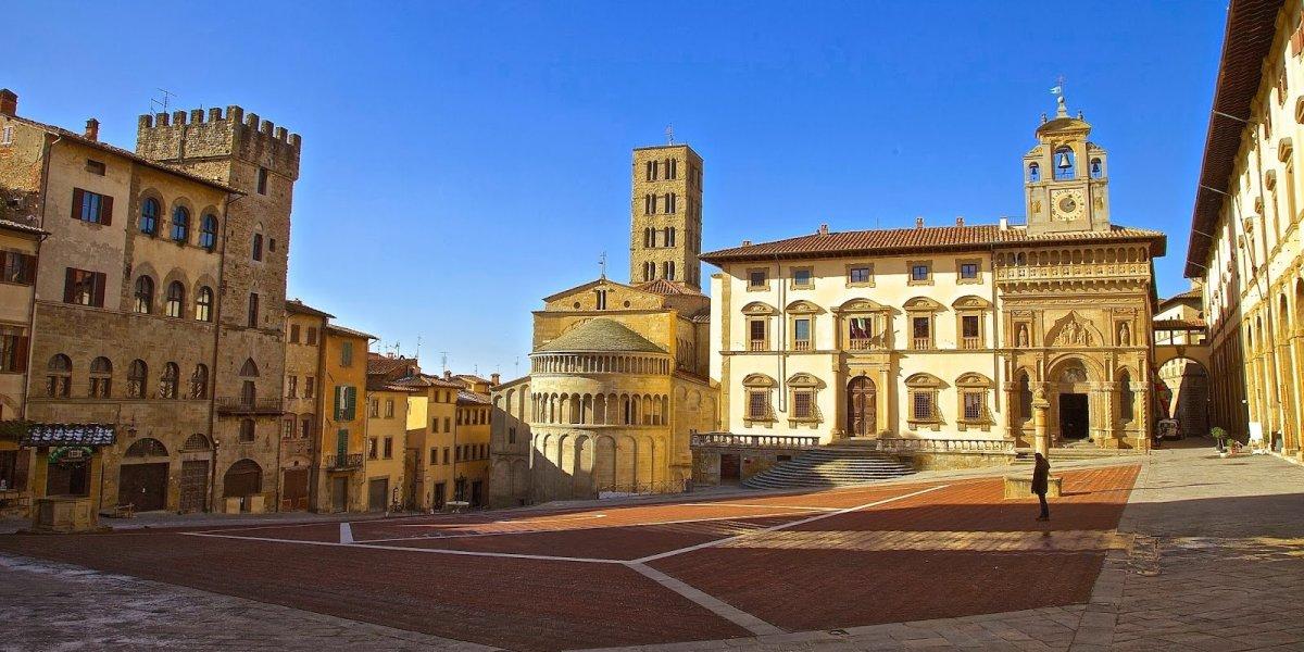 Ареццо и Кортона: уютная типичная Тоскана с шедеврами архитектуры и живописи