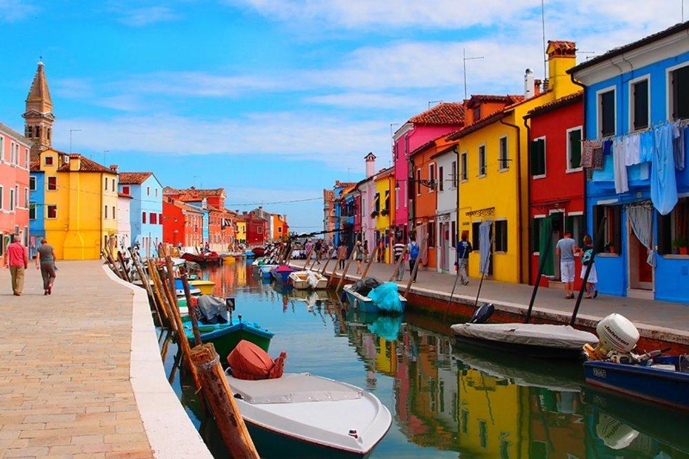 Венецианские острова Мурано, Бурано и Торчелло !