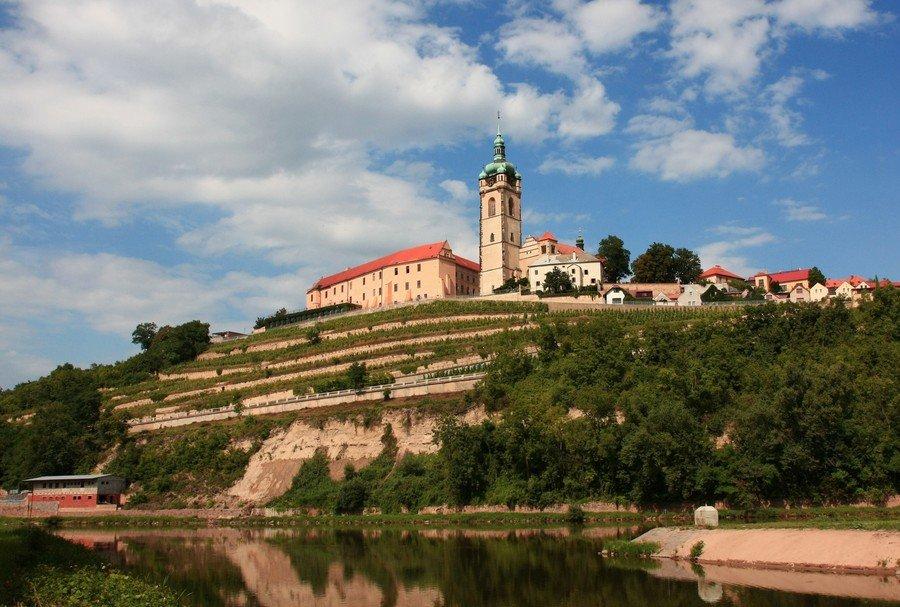 Из Праги в музей Холокоста, крепость Терезин + замок Мельник