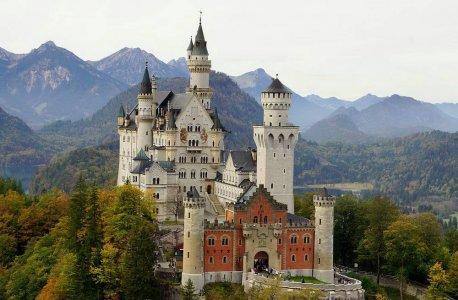 Из Праги в замки Баварии и Зальцбург