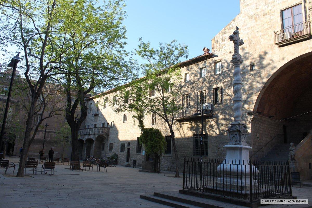 Главные пивные места и самые тёмные улицы Старого города