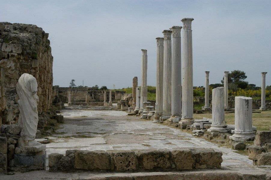 Уникальная и удивительная история Кипра