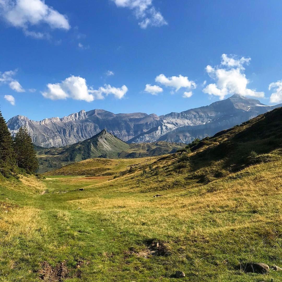 Вадуазские Альпы за один день