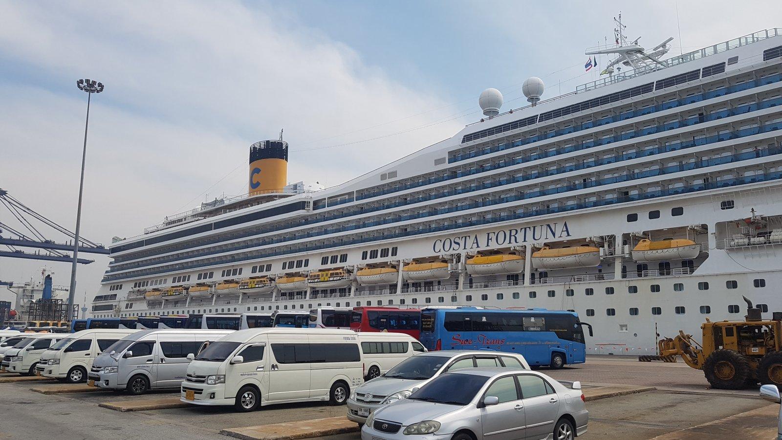 Экскурсии из порта Лаем-Чабанг/Laem Chabang