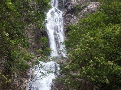 Чудодейственный водопад и древняя православная обитель