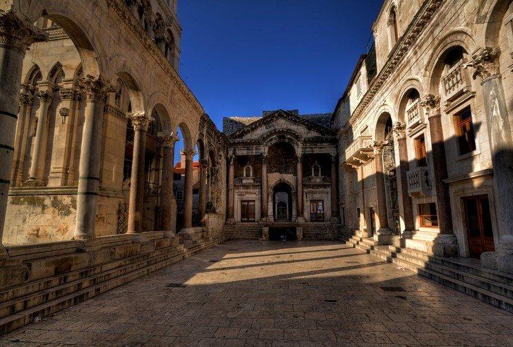 Сплит и Трогир, два города под защитой ЮНЕСКО