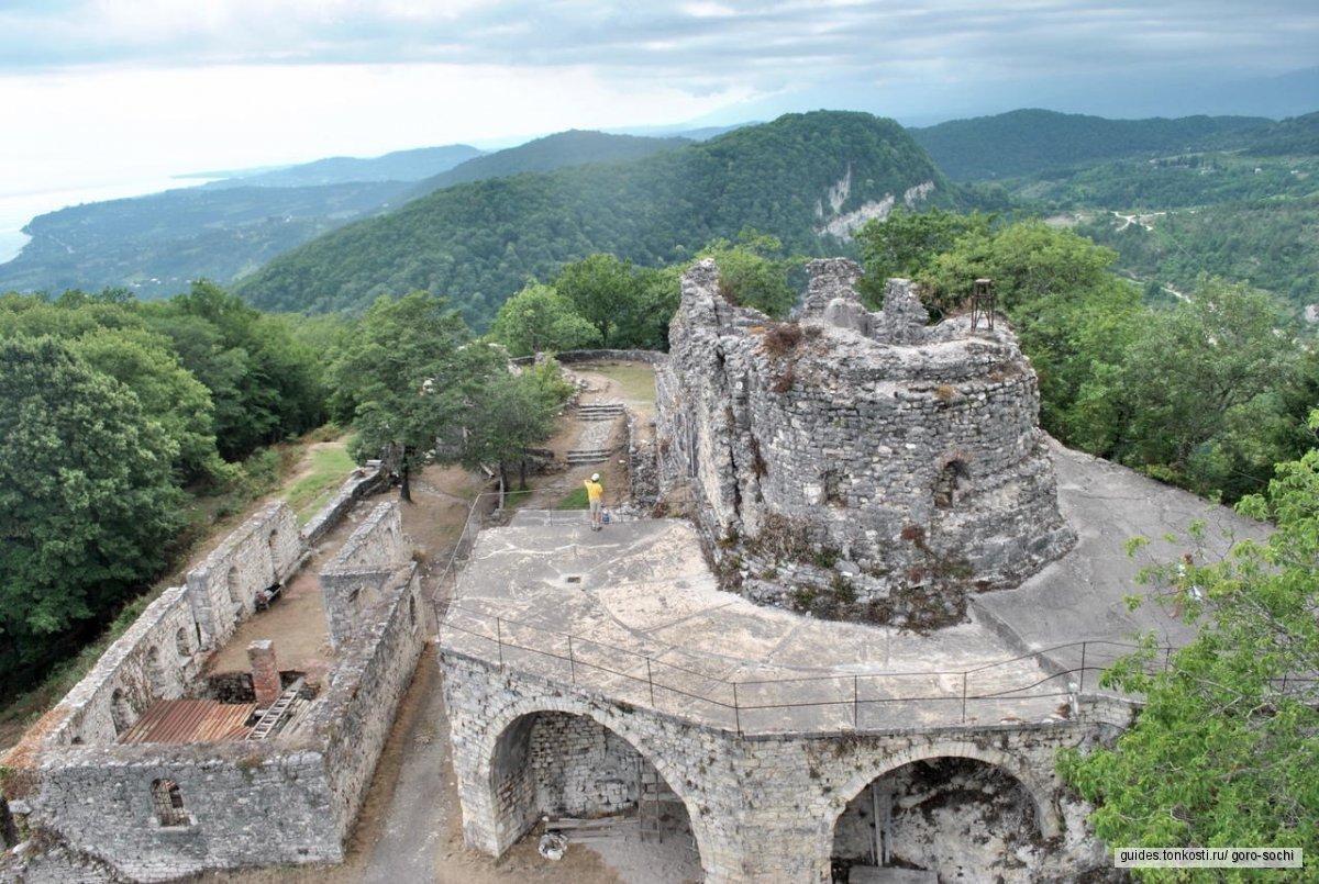 Индивидуальная Абхазия — Гагра, Новый Афон, Лыхны
