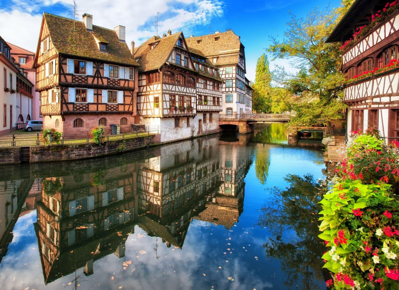 Баден-Баден и Страсбург