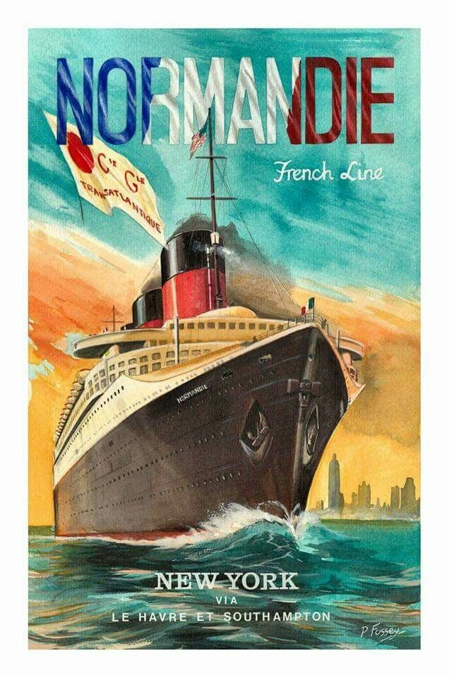 Экскурсионный тур одного дня во время стоянки круизного лайнера в порту Гавр