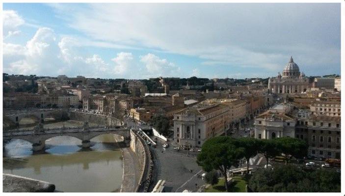 Обзорная пешая экскурсия по Риму