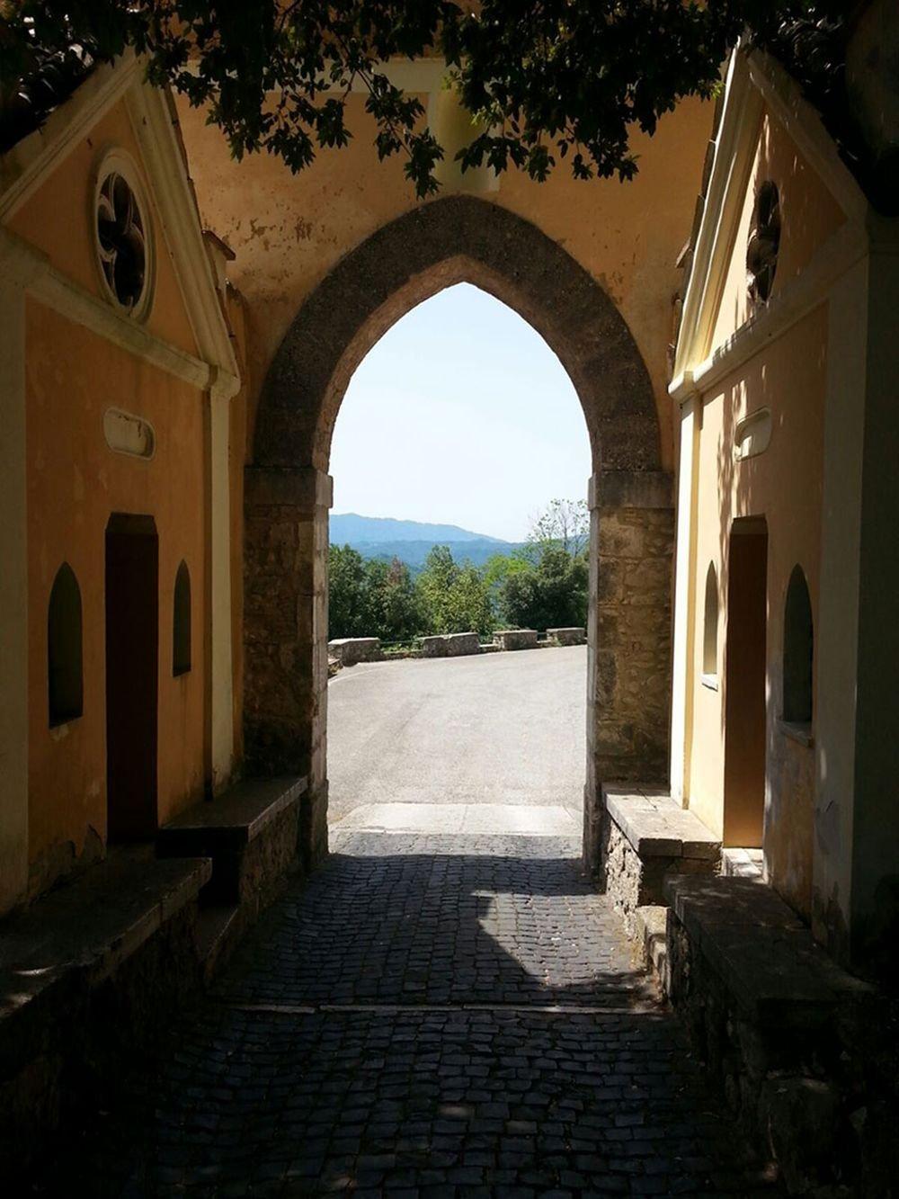 Монастыри в Субьяко