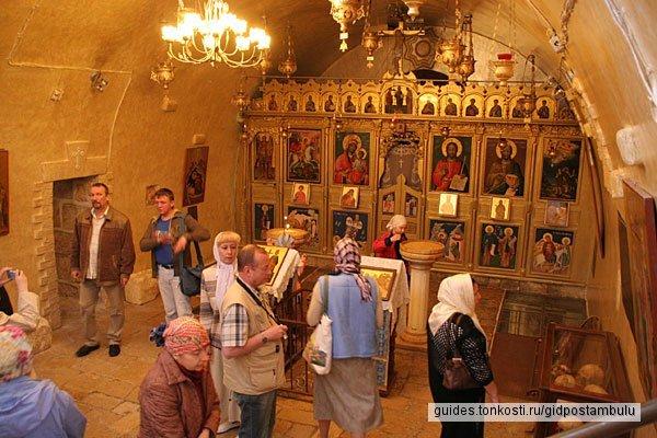 Экскурсия по Стамбулу «Церкви и святые места Византийской империи»