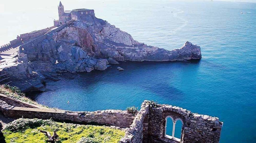 «Пять земель» — жемчужина Лигурийского побережья