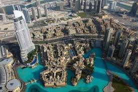 Подъём на самое высокое сооружение мира — Burj Khalifa