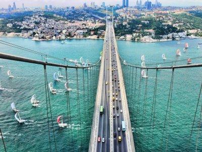 Стамбул по Двум Континентам