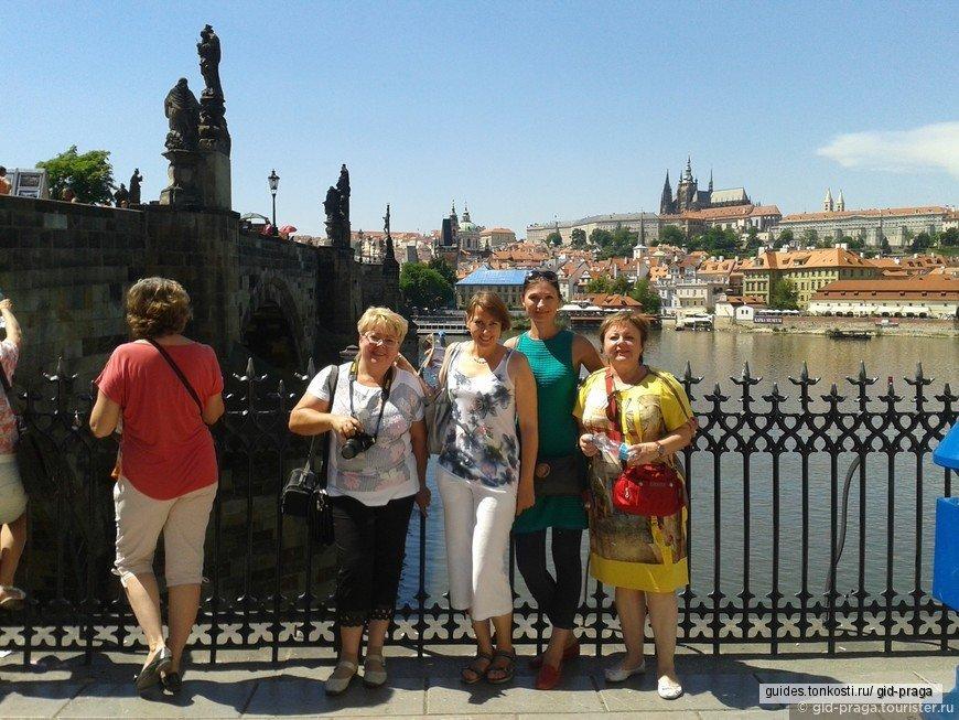 «Все лучшее в Праге». Oбзорная экскурсия по Праге. Авторская экскурсия