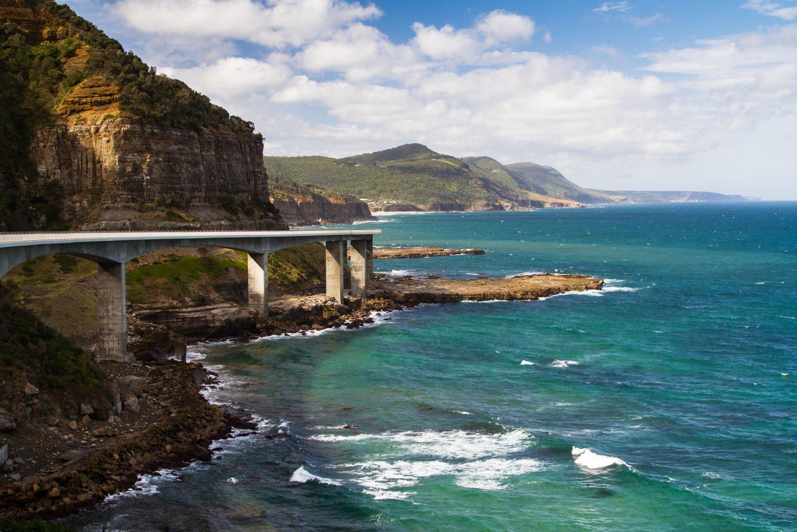 Путешествие на юг от Сиднея
