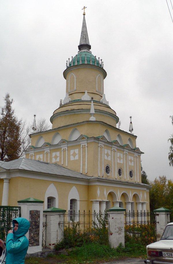 Село Черкизово и село Шкинь — архитектурные сокровища в коломенской глубинке