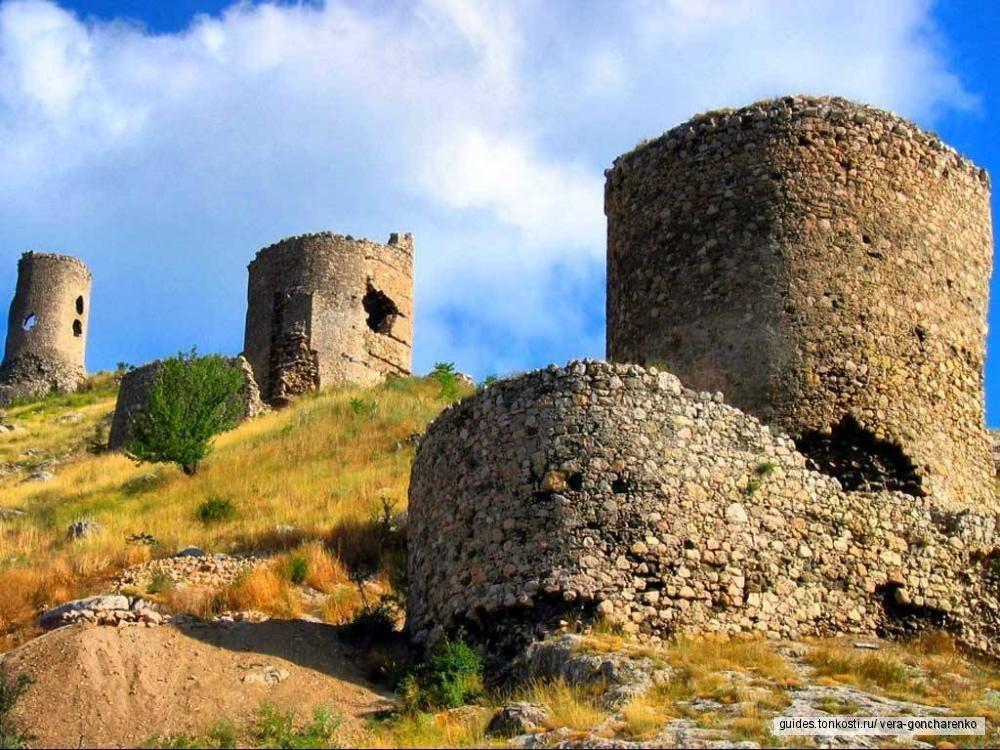 Балаклава — город древних листригонов