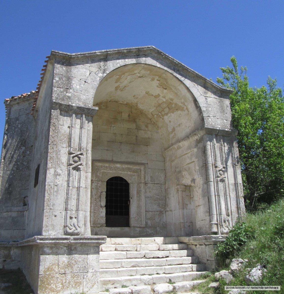 Сказки и быль древнего Бахчисарая