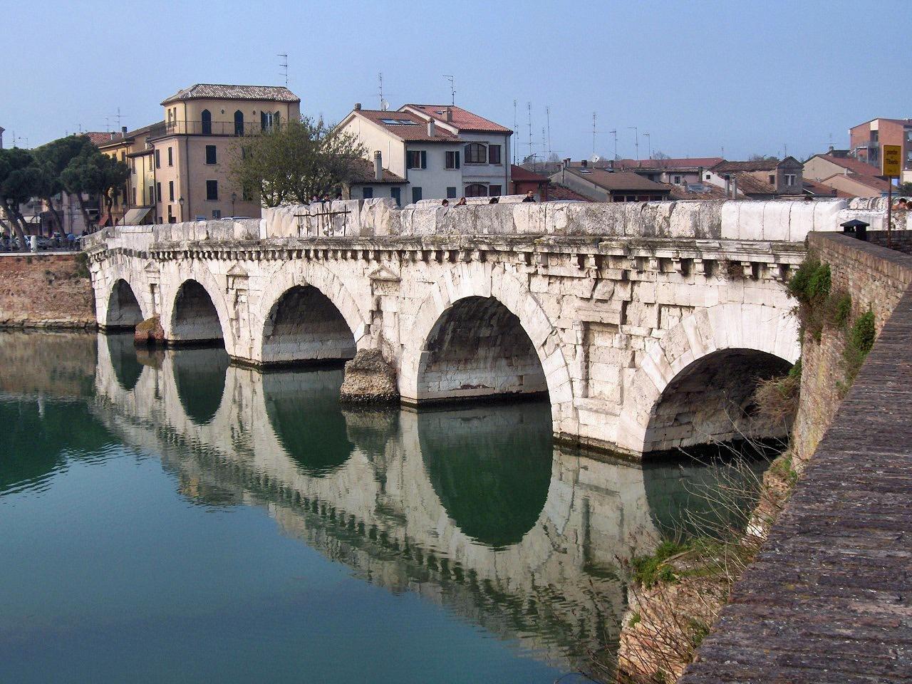 Римини — два города в одном