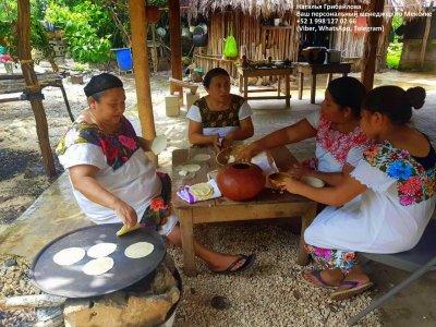 Экспедиция к индейцам майя