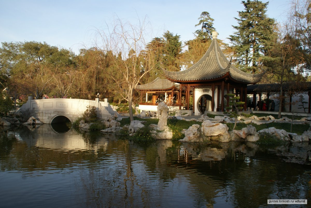 Пасадена — парки и музеи. Однодневный тур из Лос-Анджелеса
