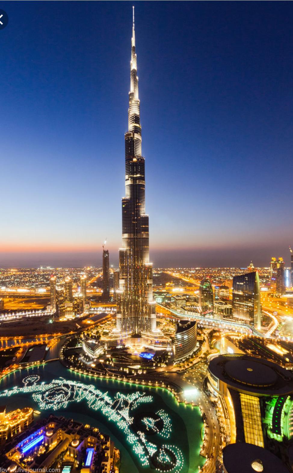 «Жемчужина мира» — экскурсия в Дубай