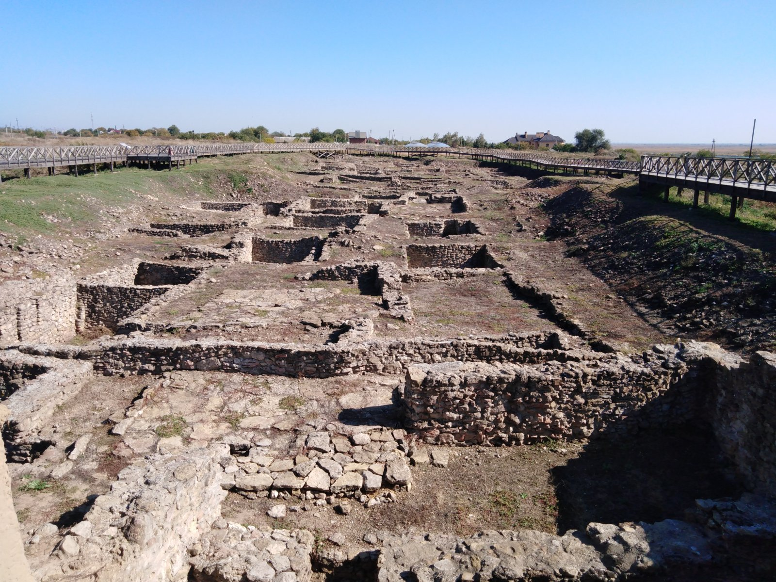 Античный город Танаис