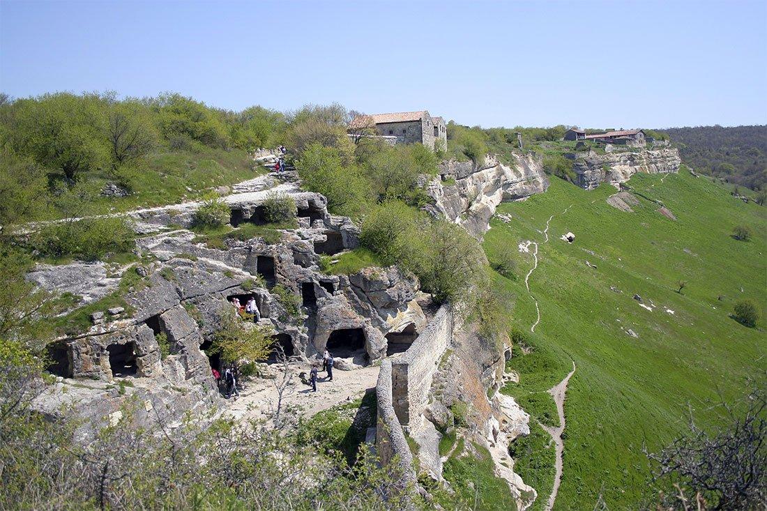 Бахчисарай — средневековая столица