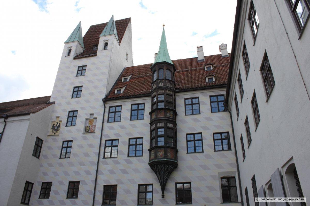 Рыцарские легенды Мюнхена