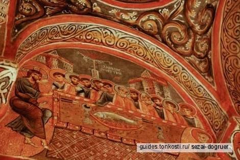 Северная Каппадокия (Красный тур)
