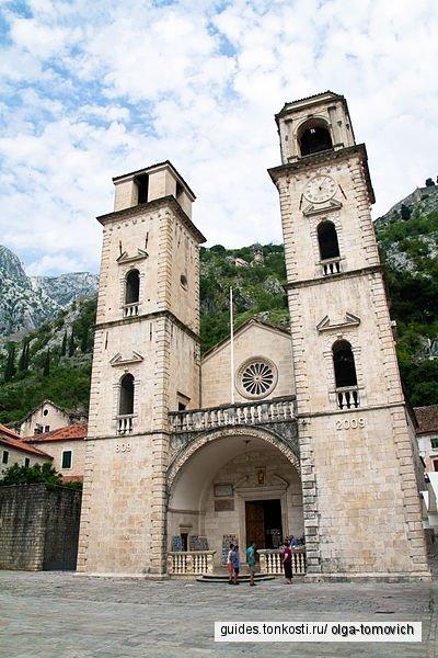 Котор и Рисан — cредневековые города в Черногории