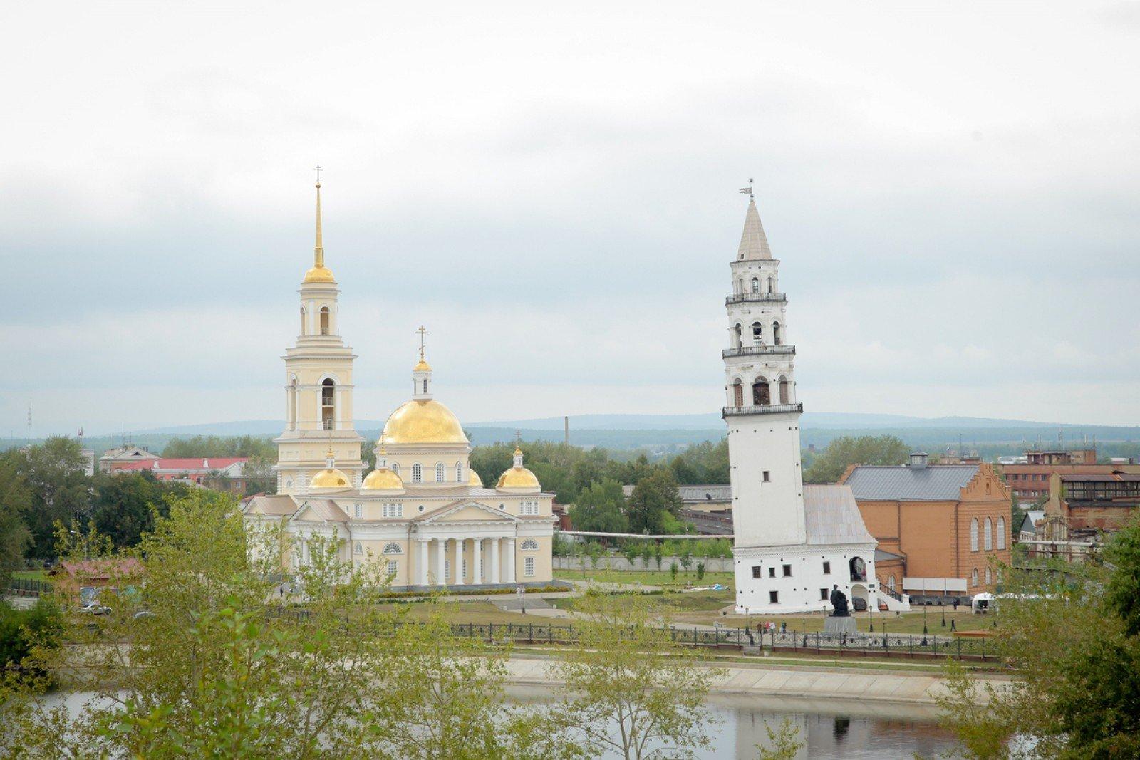Невьянск — вотчина Демидовых