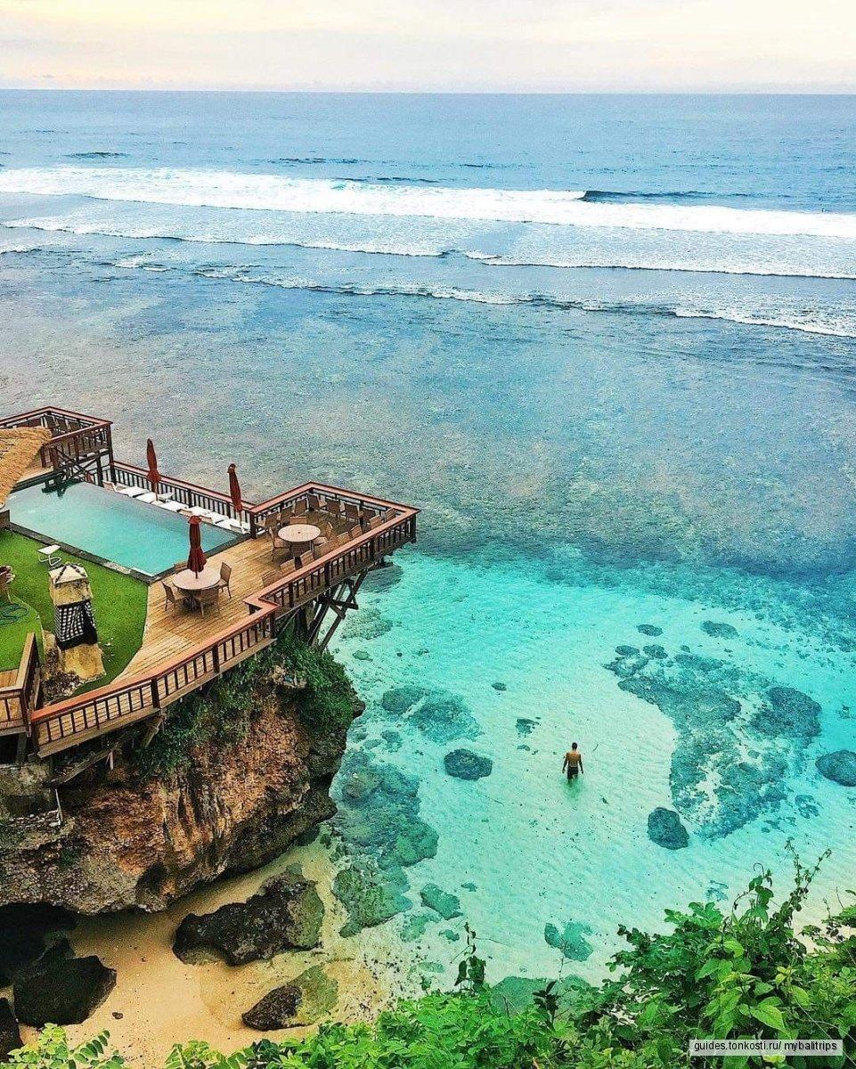 Баунти тур по пляжам Бали