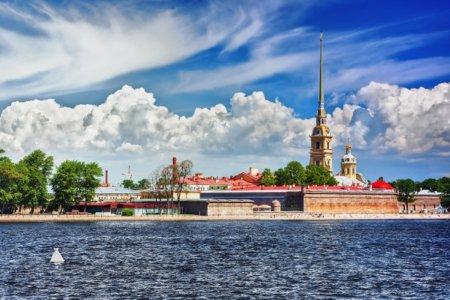 Петропавловская крепость и собор Петра и Павла