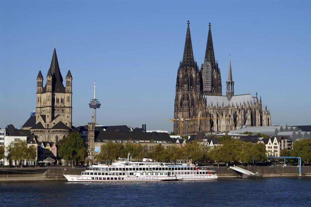 Кёльн — карнавальная столица Германии, город грандиозного собора и родина одеколона