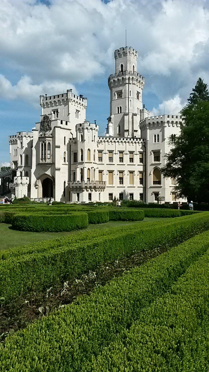 Замки Южной Чехии с финалом в Чешском Крумлове