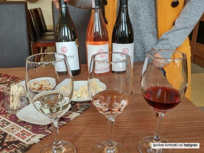 Хор Вирап, Арени и дегустация вин, Нораванк, Пещера птиц!