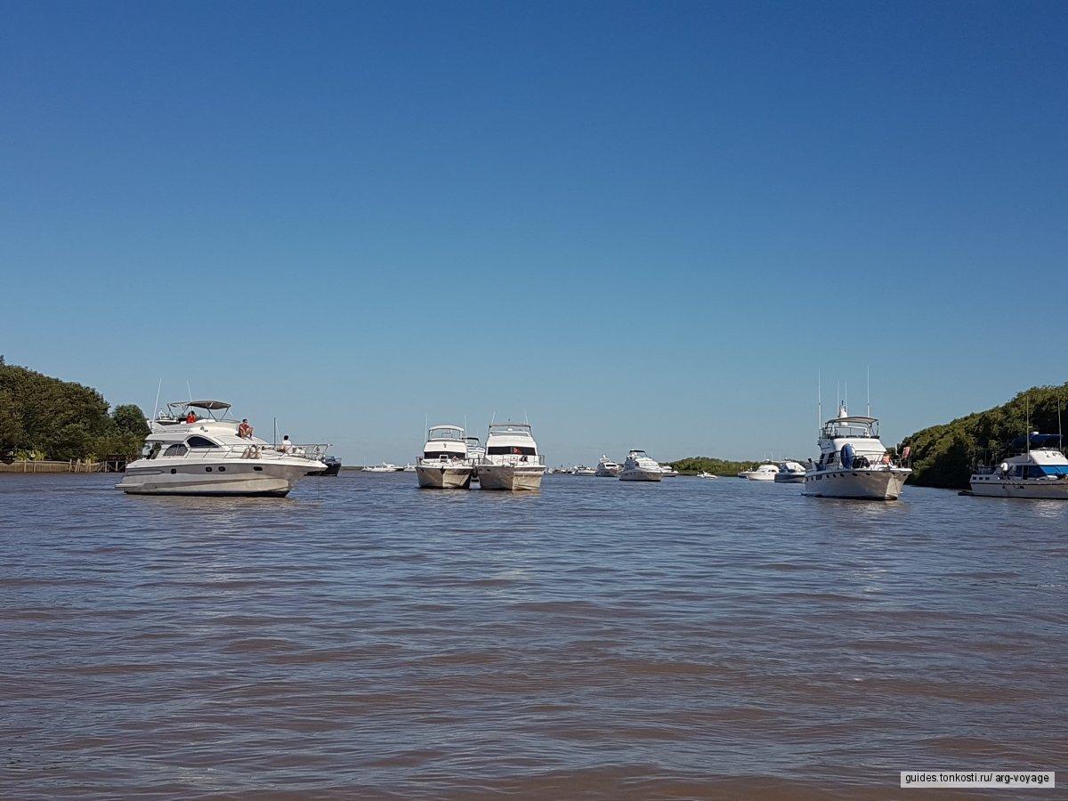 Аргентинская Венеция — город на каналах
